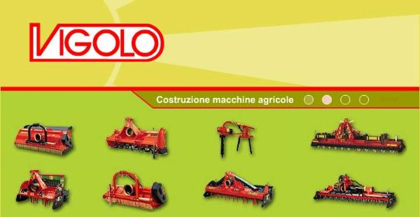 Vigolo s r l for Vigolo macchine agricole